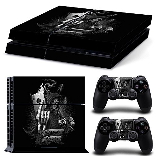 Protective Sticker Console Dualshock Controllers