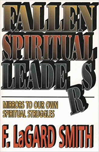 Book Fallen Spiritual Leaders: Mirrors to our own Spiritual Struggles