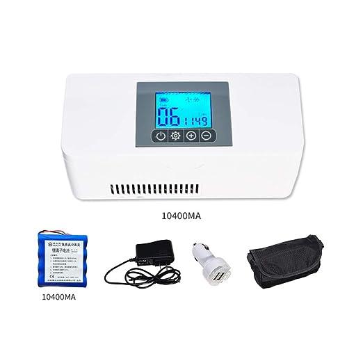 Refrigerador de insulina - Pantalla de Alta definición Termostato ...