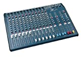 Pyle-Pro PSX12 12 Input Channel Stereo Console Mixer