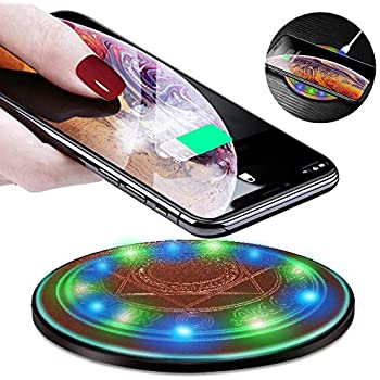 Amazon.com: Marvel Avengers ARC Reactor Wireless Charger ...