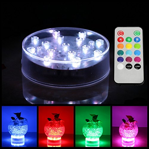 Led Light Plate For Vase in US - 7