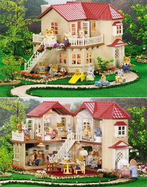 Calico Critters Townhome by International Playthings