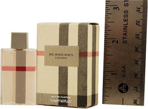 Burberry London par Burberry pour les femmes. Eau De Parfum .15 once (nouveau) Mini