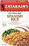Zatarain's, New Orleans Style, Spanish Rice Mix, 6.9oz Box (Pack of 6)