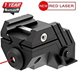 Best Airsoft Pistol With Lasers - Aurora ALRL-2R Tactical Red Laser Sight with Mini Review