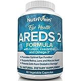 Nutrivein AREDS 2 Eye Vitamins - Supports Eye