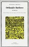 img - for Orlando furioso, tomo II (Spanish Edition) book / textbook / text book