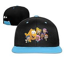 Bubble Guppies Logo Custom Unisex Children Hip-hop Baseball Cap Cotton Hot