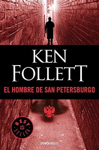 Portada del libro El hombre de San Petersburgo de Ken Follett