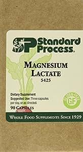Standard Process Magnesium Lactate 90 Capsules