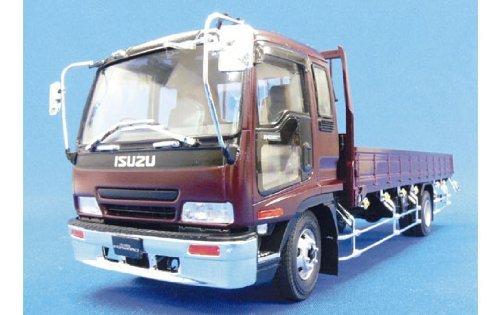 青島文化教材社 1/32 ミドルフレイト No.02 いすゞ `99 フォワード 平ボデー 342後期型の商品画像