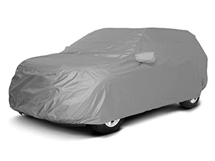 CarsCover Custom Fit 2010 2018 BMW X5 SUV Car Cover Xtrashield Gray Covers