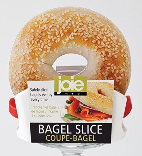 MSC International 12614 Joie Bagel Slicer, Set of 1 - Piece 1 Slicers