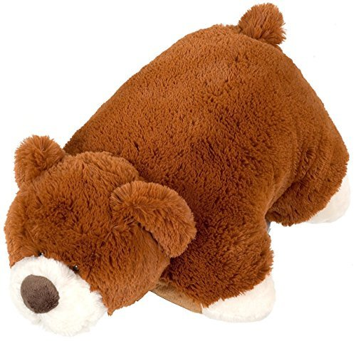 Pee Wee Genuine Pillow Pet Mr. BEAR Small 11""