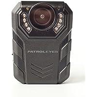PatrolEyes HD 1296P Ultra Infrared IR Night Vision 64GB Waterproof Police Remote Body Camera