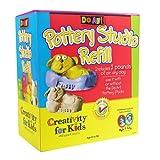 Creativity for Kids Do Art - Pottery Studio Refill
