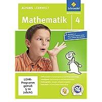 Alfons Lernwelt Mathematik 4  Einzelplatzlizenz