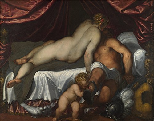 palma-giovane-mars-and-venus-oil-painting-20-x-25-inch-51-x-65-cm-printed-on-high-quality-polyster-c