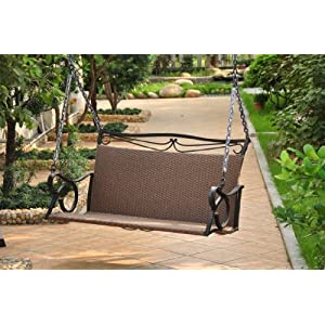 51i1dIstCfL._SS300_ 50+ Wicker Swings and Wicker Porch Swings