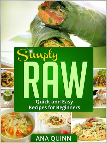 Raw diet recipes for beginners