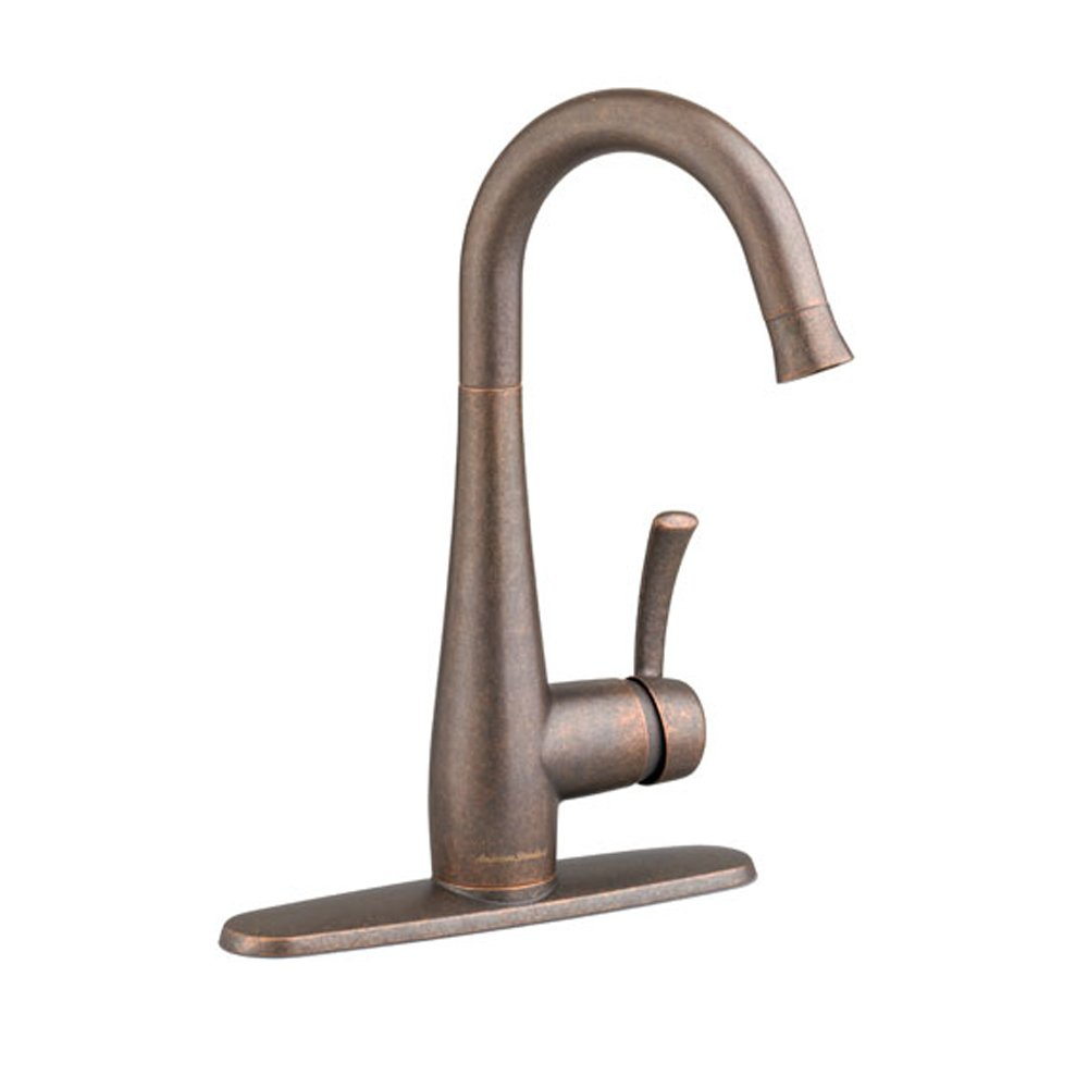 american standard 4433 410 002 quince pull down single lever american standard 4433 410 002 quince pull down single lever handle bar faucet polished chrome touch on kitchen sink faucets amazon com