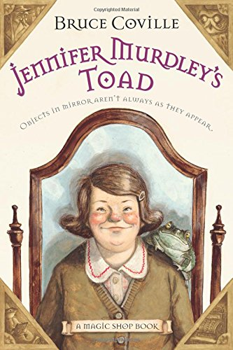Jennifer Murdley's Toad: A Magic Shop Book ebook