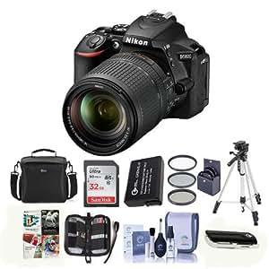 nikon d5600 dslr camera kit with af s dx nikkor 18 140mm f 3 5 5 6g ed vr lens. Black Bedroom Furniture Sets. Home Design Ideas