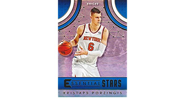 Essential Stars Kristaps porzingis 2017-18 PANINI Essentials basket-ball