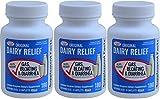 Lactase Enzyme 540 Caplets Generic Lactaid Original Strength