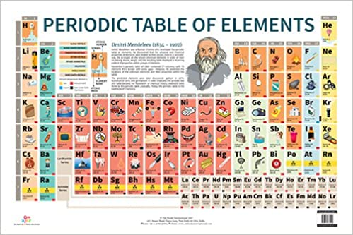Buy periodic table of elements book online at low prices in india buy periodic table of elements book online at low prices in india periodic table of elements reviews ratings amazon urtaz Choice Image