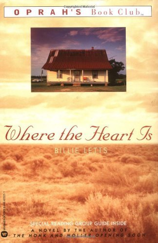 Where the Heart Is by Letts, Billie [Paperback]