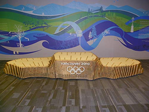 (Home Comforts Peel-n-Stick Poster of Vancouver 2010 Olympic Games Olympics Vivid Imagery Poster 24 x 16 Adhesive Sticker Poster Print )