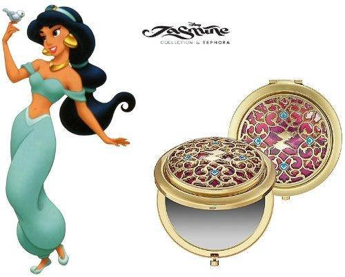 Disney Jasmine Collection The Palace Jewel Compact Mirror
