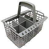 Universal Deluxe Dishwasher Cutlery Basket