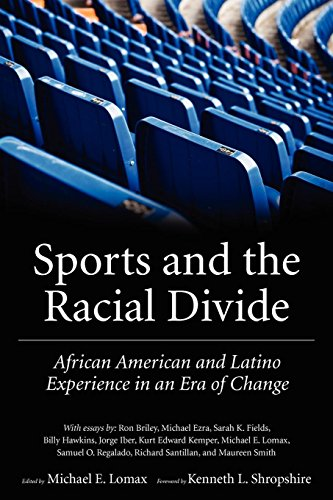 Search : Sports and the Racial Divide: African American and Latino Experience in an Era of Change