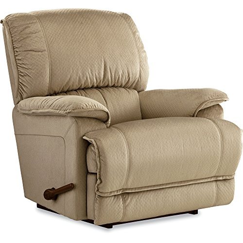 lina-Rocker Recliner, Fossil (La Z-boy Arm Chair)