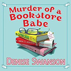 Murder of a Bookstore Babe Audiobook