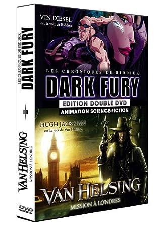 les chronique de riddick dark fury