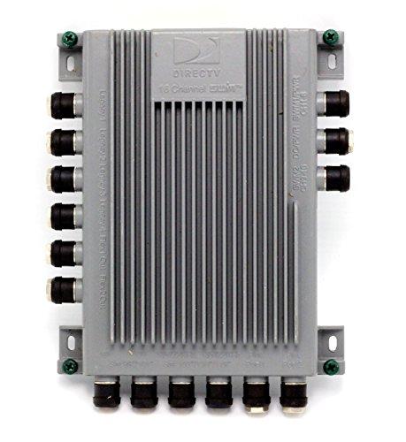 DIRECTV SWM16 Single Wire Multi-Switch (16 Channel) (SWM-16) ()