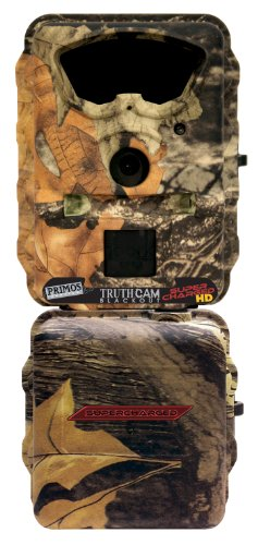 Primos Truth Cam Ultra Supercharged HD Blackout Trail Camera