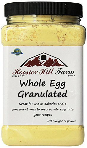 Hoosier Hill Farm Whole Powdered Eggs, 1 - Egg Mix