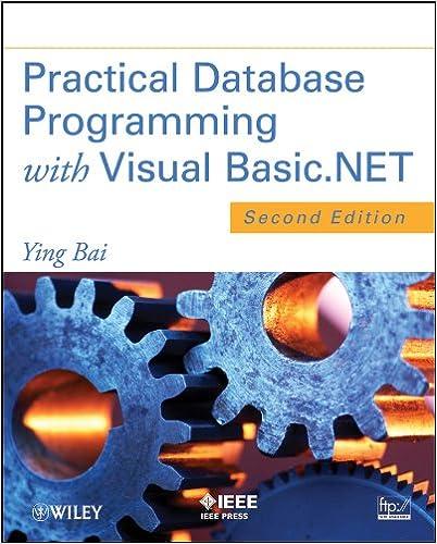 Visual Basic Ebook