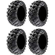Full set of GBC Grim Reaper Radial (8ply) ATV Tires [32x10-14] (2)