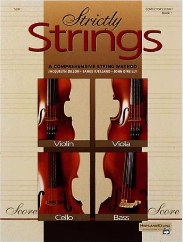 Strictly Strings A Comprehensive String Method Books 1 Score