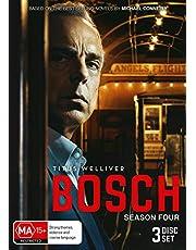 Bosch: Season 4 [3 Disc] (DVD)