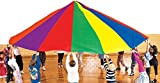 Heavy-Duty 12' Parachute with reinforced handles