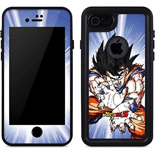 size 40 4172d aa324 Amazon.com: Dragon Ball Z iPhone 7 Case - Dragon Ball Z Goku Blast ...