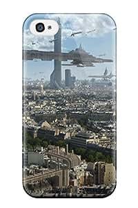 BkMfKCU13093PJIEl AnnDavidson City Durable Iphone 4/4s Flexible Soft Case