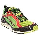 Scott Running Women's T2 Kinabalu 2.0 Womens Walking Shoe,Green/Red,9.5 C US